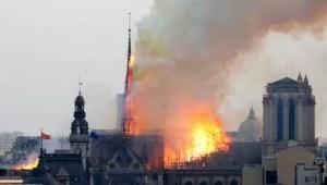 Noi detalii despre catedrala Notre Dame, la două luni de la incendiu
