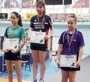 Andreea Jifcu, pe locul III în Top 12