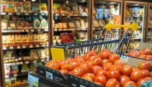 Tomatele oltenești au ajuns în supermarketuri
