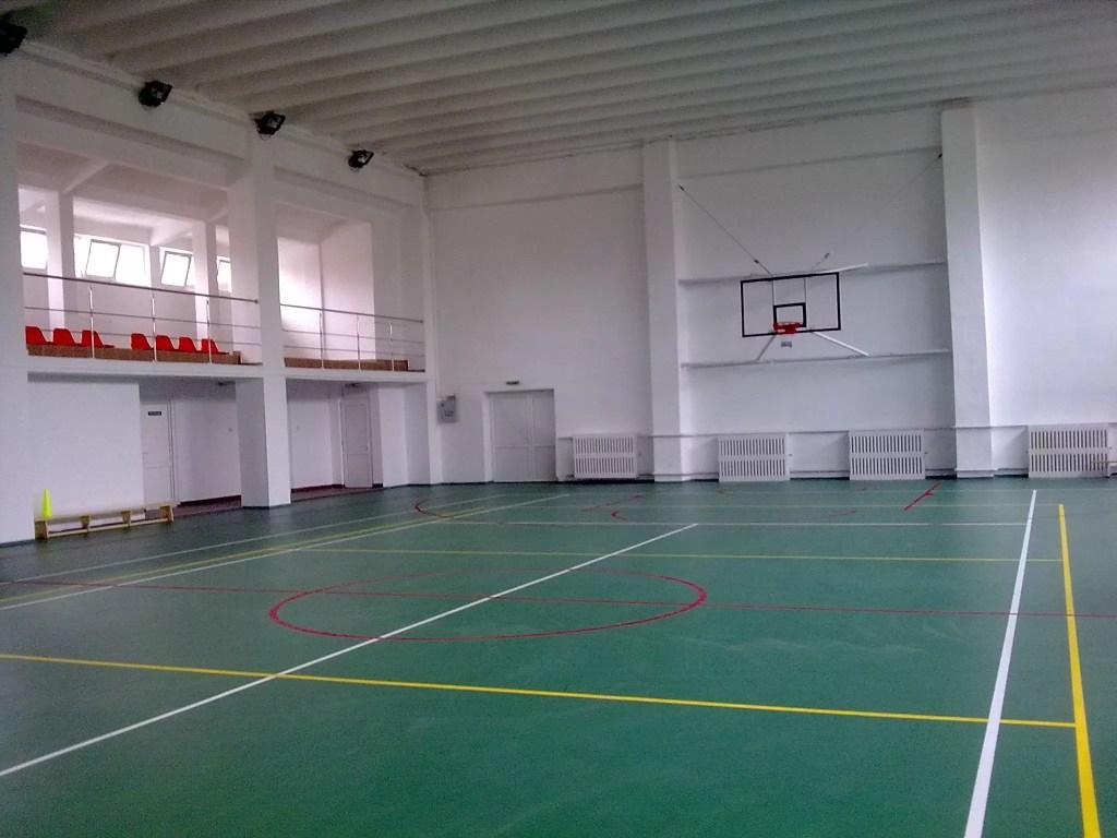 sala de sport la Ganeasa