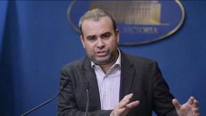 DIICOT a renunţat la ancheta împotriva lui Darius Vâlcov, cercetat după publicarea protocolului SRI – Parchetul General