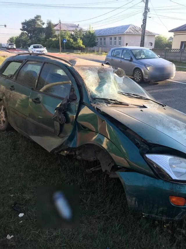 Accident cu victime