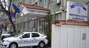 Cad capete în Poliția de la Olt