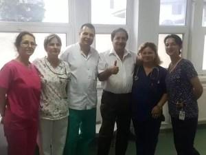 Programul de tromboliză a început la SJU Slatina
