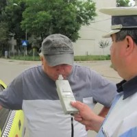 La volan, sub influența băuturilor alcoolice