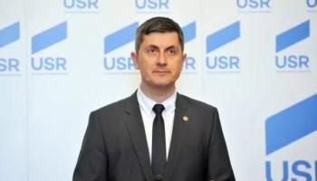 dan_barna_usr Dan Barna NU exclude o candidatură la prezidențialele din 2024