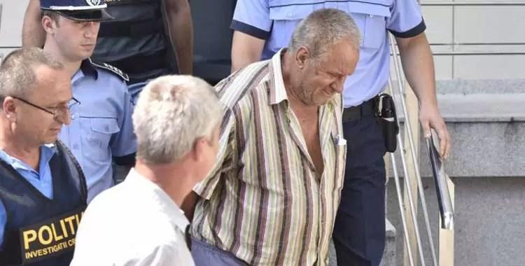 gheorghe dinca arestat