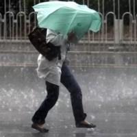 Olt: vijelii și ploi puternice