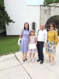 Elevi olteni, premiați la Casa Regală