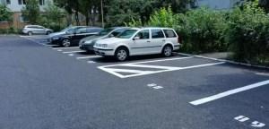 O nouă parcare se va construi în Slatina