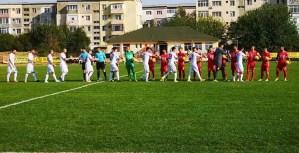 Fotbal: CSM Alexandria-CSM Slatina 2-0 (1-0)