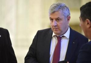 Florin Iordache a depus jurământul în funcţia de preşedinte al Consiliului Legislativ