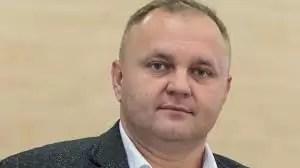 Humă Daniel Cristian, șef al Poliției orașului Drăgănești-Olt