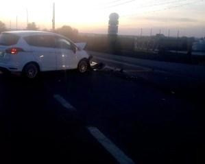 Accident rutier cu victime, două femei au ajuns de urgență la spital