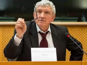 Mircea Diaconu aruncă BOMBA: 'Ținta mea este NU să ajung președinte'