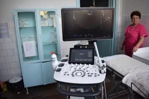 Aparatură de ultimă generație la Spitalul din Corabia