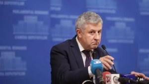 Numirea  lui Florin Iordache în funcţia de preşedinte al Consiliului Legislativ, publicată în Monitorul Oficial