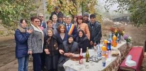 100 de ani de viață, în Scărișoara