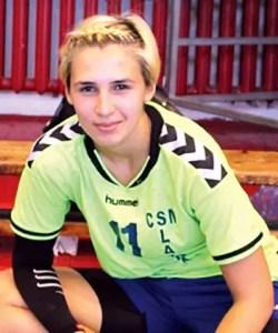 Lorena Ostase, în lotul Campionatul Mondial din Japonia