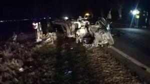 Un bărbat şi-a pierdut viaţa într-un accident rutier