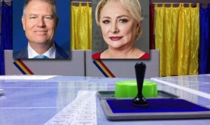 România și-a ales președintele!
