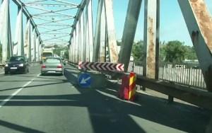 Au început lucrările la varianta ocolitoare a Podului Olt