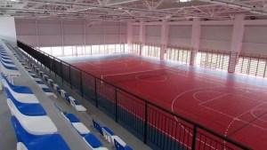 O nouă sală de sport, la Vlăduleni
