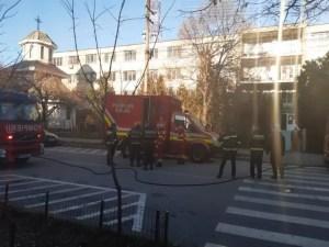 Scurgeri de gaze la Secţia de Psihiatrie a Spitalului Judeţean