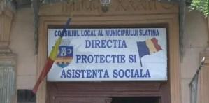 DAS Slatina a revenit în sediul de pe strada Frații Buzeștii