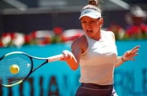 Simona Halep, învinsă în semifinale la Australian Open
