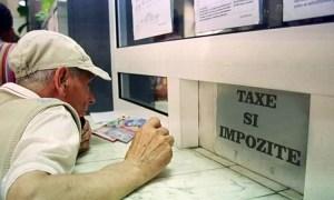 Slătinenii nu s-au înghesuit la plata impozitului pe clădiri