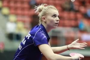 Adina Diaconu, bronz la Openul Portugaliei