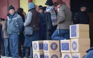 UE le trimite slătinenilor ca ajutoare produse de igienă