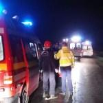 Accident TRAGIC între o mașină și o autobetonieră: O tânără a murit și alta e rănită grav