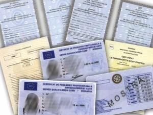 ANUNȚ PIERDERE Certificat de Pregătire Profesională