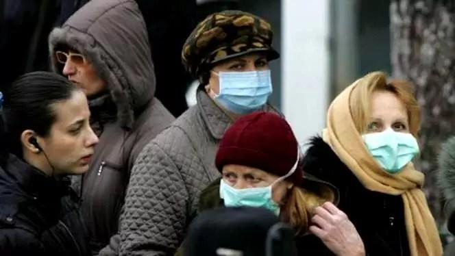 Coronavirus situaie grava