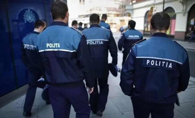 politia MAI