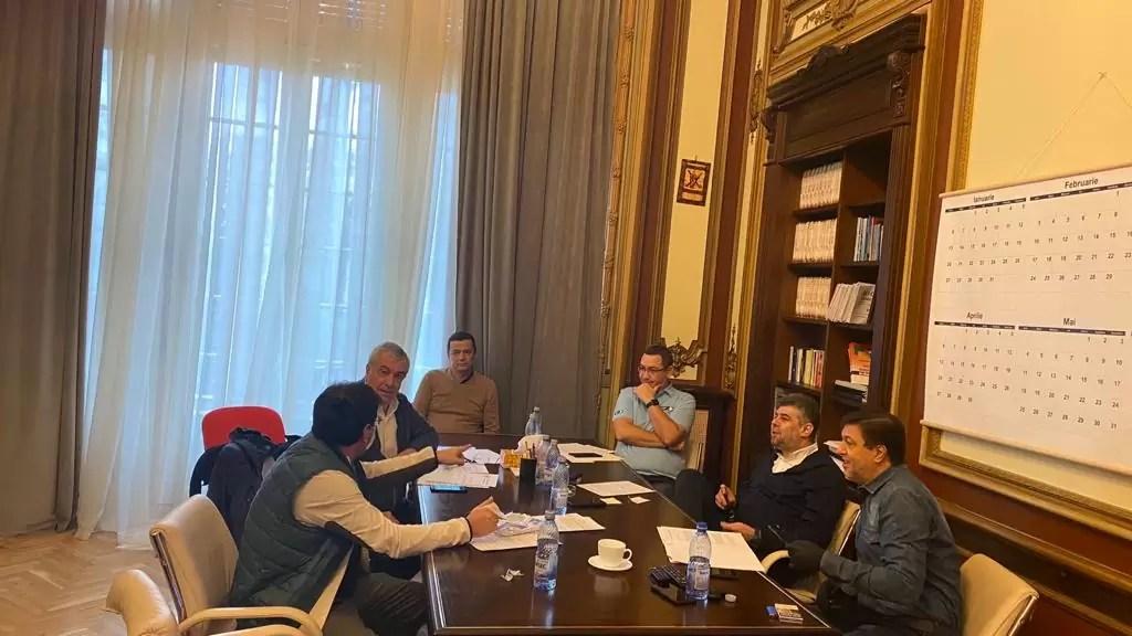 ALDE a depus alături de PSD și Pro România