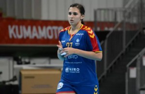 Lorena Ostase, în lotul României pentru turneul preolimpic de la Podgorica