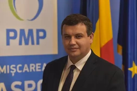 Eugen-Tomac Președintele PMP: Șocat de demisia omului cheie