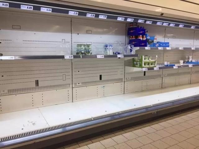 FB_IMG_1584040905728 Supermarketuri goale, se cumpără tot