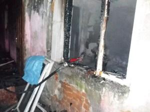 Copil mort într-un incendiu devastator-VIDEO