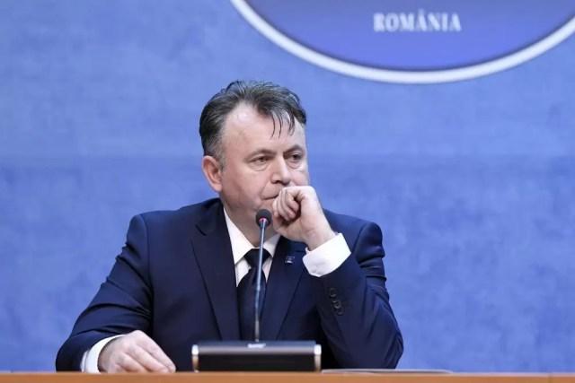 Nelu-Tătaru Nelu Tătaru ministrul interimar al Sănătății