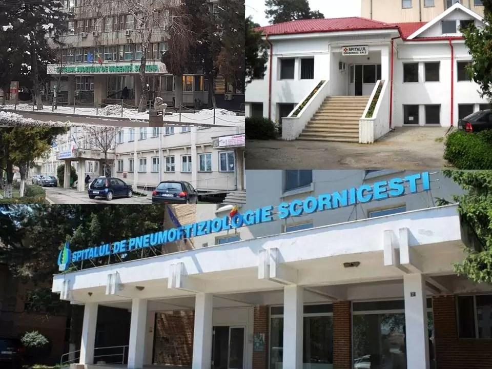 Spitale-din-Olt