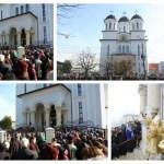 Guvernul anunță că slujbele se vor ține ÎN biserici