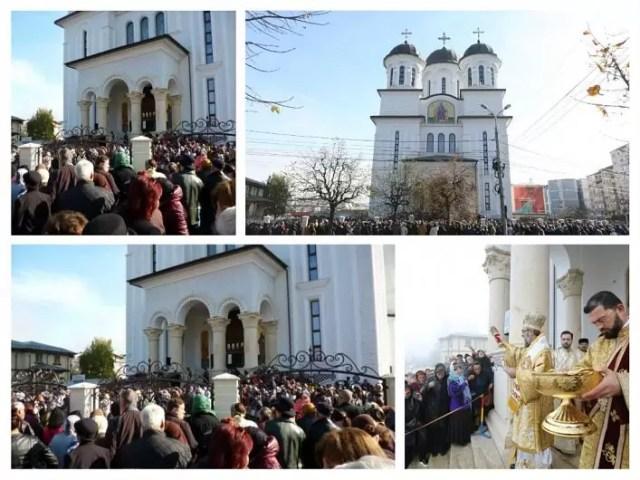 """biserica-inchisa-de-teama-virusului-COVID Sfântul Sinod: """"Se asigură libertatea religioasă"""""""