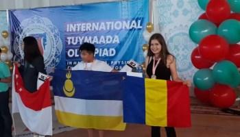 EEFA23F8-2550-4ECD-B89F-759F5CF679FD Slătineanca Diana Țolu a obținut AUR la Olimpiada Europeană de Matematică pentru Fete