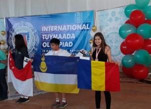 O slătineancă a cucerit argintul la Olimpiada Europeană de Matematică pentru fete EGMO 2020