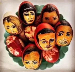 Gogu Neagoe a ciocnit ouă cu... vedete
