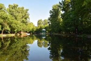 Parcul 'Constantin Poroineanu' s-a redeschis